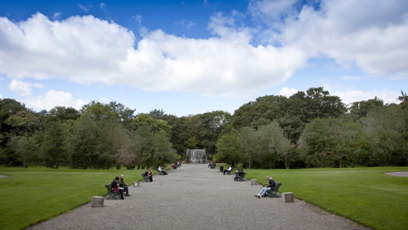The Iveagh Gardens