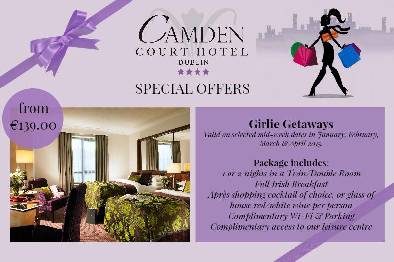 Girlie Getaways at the Camden Court Hotel
