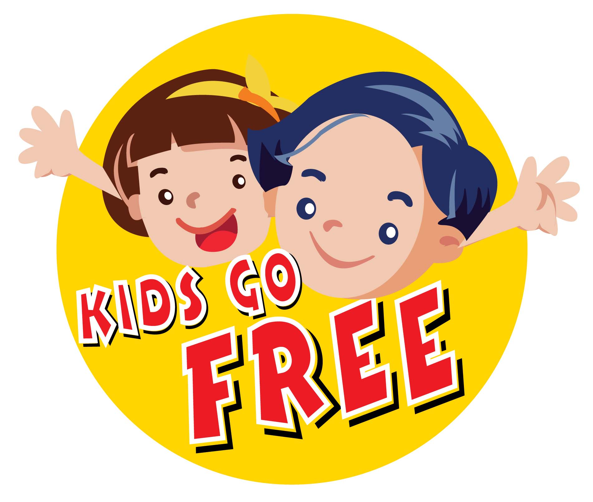KIds for free in Dublin Tourism Bus