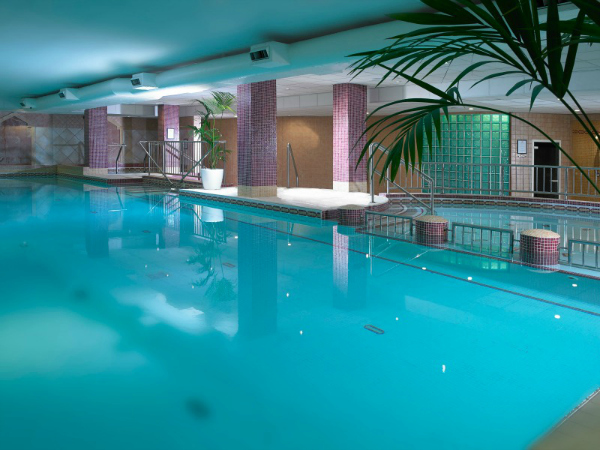 Swimming Pool at the Camden Court Hotel