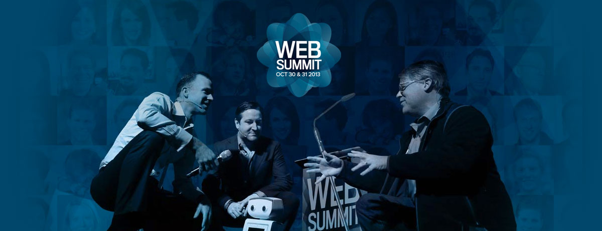 Web Summit Dublin 2013