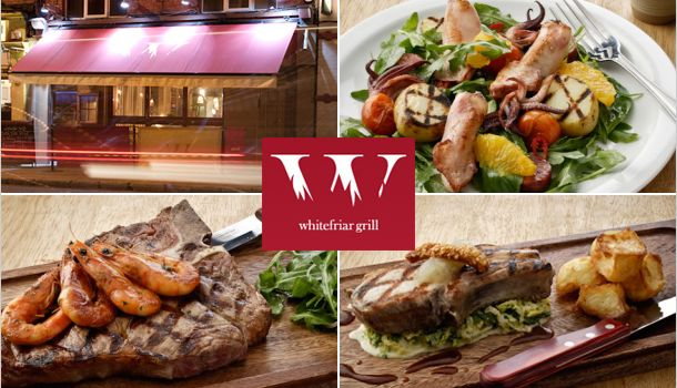 Whitefriar Grill on Aungier Street