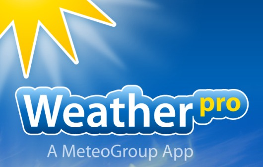 Weather Pro App for Travel
