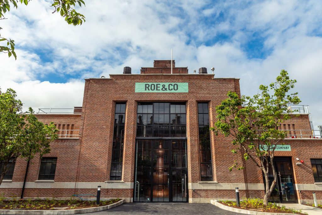 Roe & Co Distillery