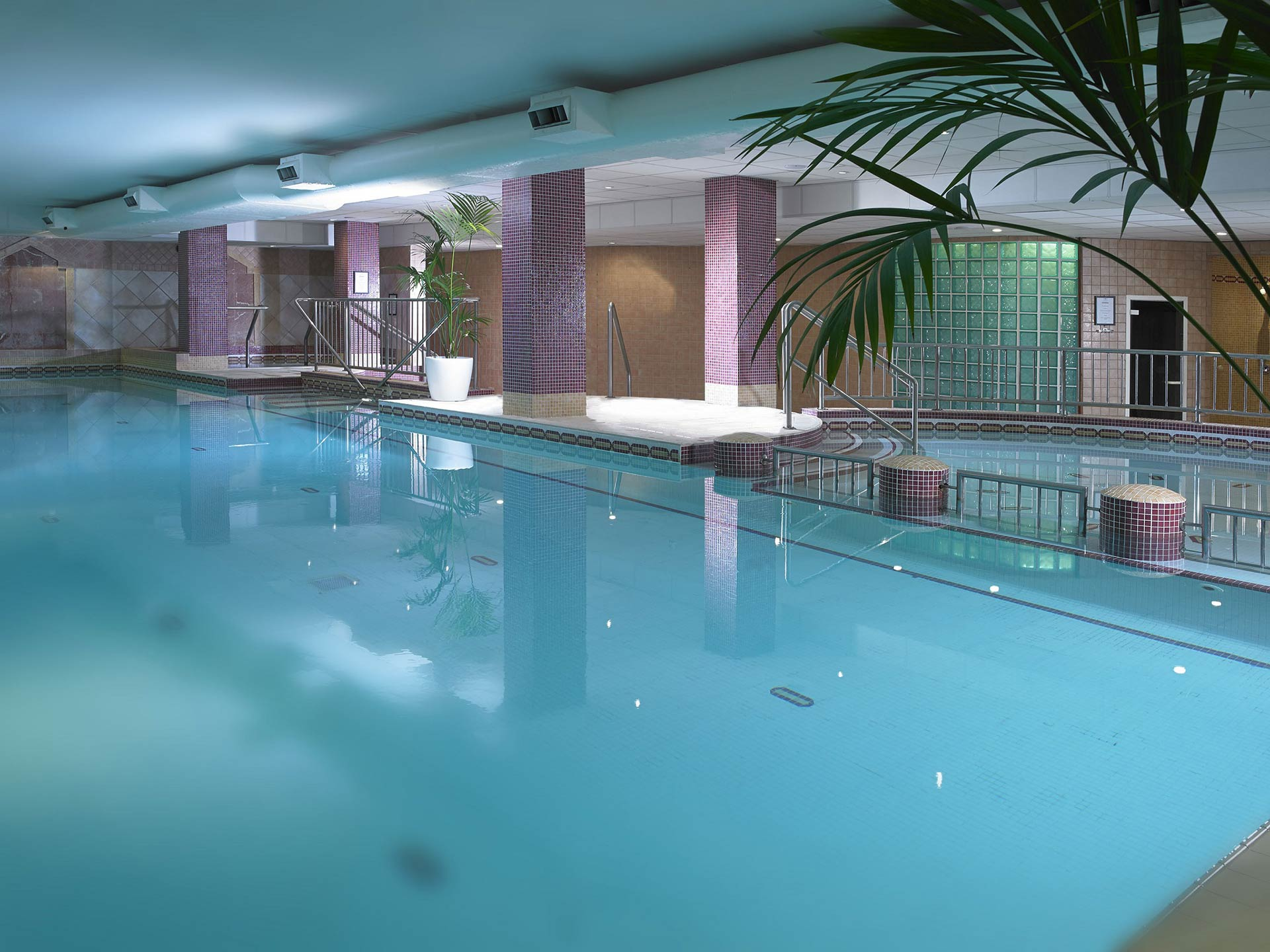 Hotel With Swimming Pool Dublin Camden Court Hotel 16 Metre Pool